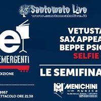 Gio 25.05 3 Semifinale 5 CBE Campionato Band Santomato Live