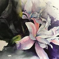 TNT Watercolours Carol Portree