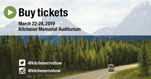 Kitchener RV Show and Sale 2019