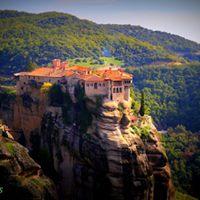 .    Monastery of Metheora