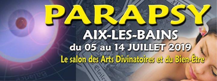 Salon Parapsy Aix-les-Bains