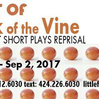 Best of Pick of the Vine - Best Short Plays Running 84-92