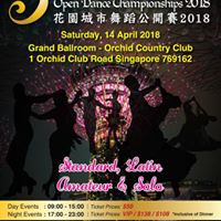 3rd Garden City Open Dance Championships