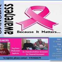 Cancer Awareness Talk show
