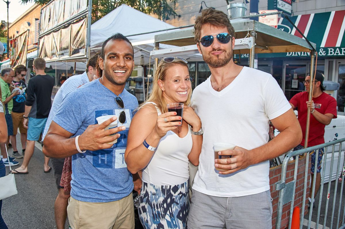 2019 Taste of Lincoln Avenue - Wine and Whiskey Tasting