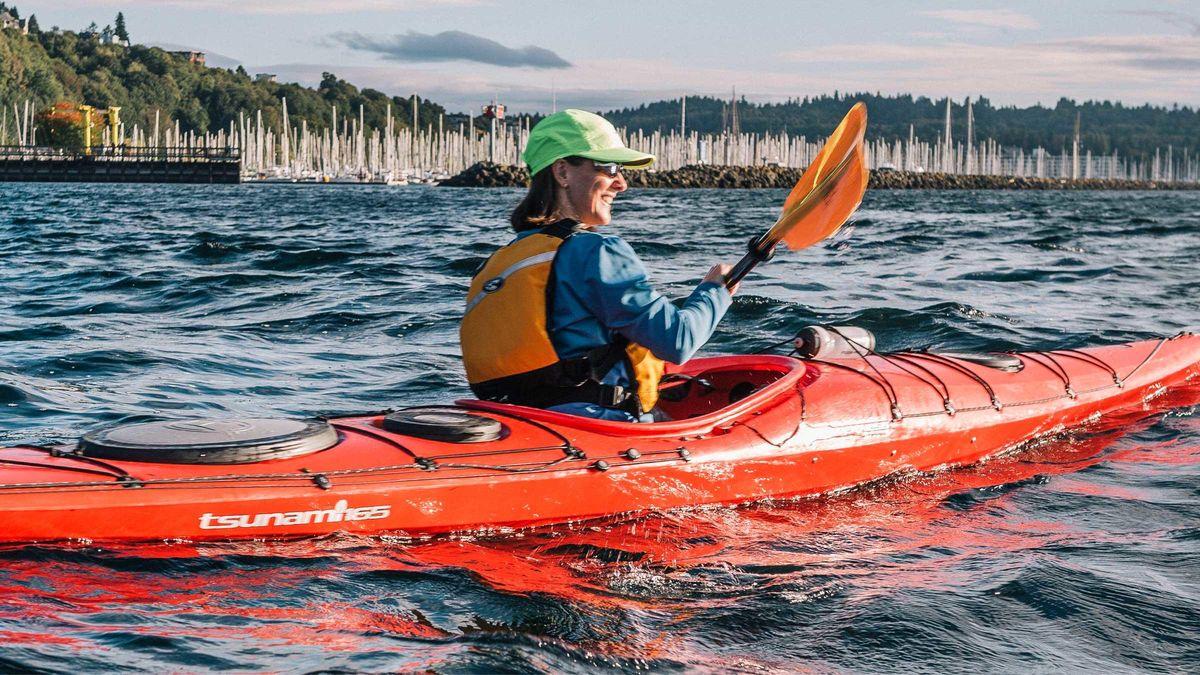 Learn to Kayak Class