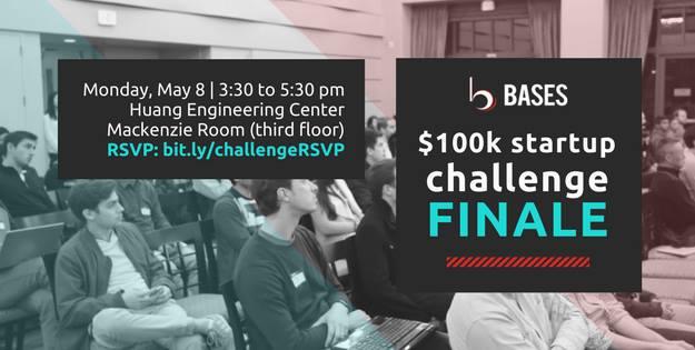 BASES $100K Challenge Finale at Jen-Hsun Huang Engineering Center