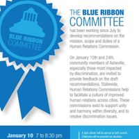 Blue Ribbon Committee on an AVL HRC - 2nd Public Input Meeting