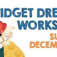 Fidget Dreidel Workshop