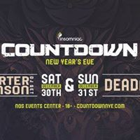Countdown New Years Eve - SGE Ambassador Tickets