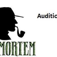 Audition for Postmortem