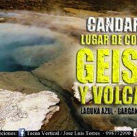 Visita Candarave Lugar de Condores Geiser y Volcanes