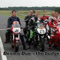 Desmo Due Race Series - Round 8 at Thruxton