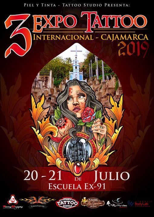 3Expo Tattoo Internacional Cajamarca