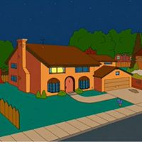 Scenic Simpsons Night