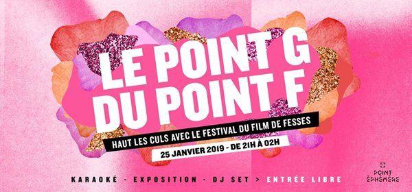 Le Point G du Point F  Le 25.01.19  Point phmre