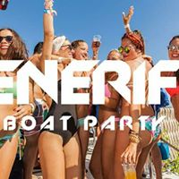 Tenerife Boat Party 2018
