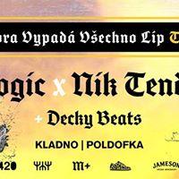Logic (YYY) x Nik Tendo x Decky - Poldofka - Kladno ZVVL Tour