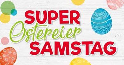 Super-Ostereier-Samstag