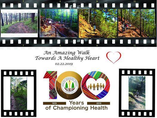 An Amazing Walk Towards A Healthy Heart