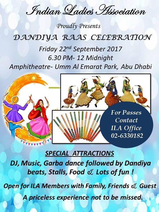 Dandiya Raas Celebration