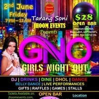 Girls Night Out-RETRO NIGHT FEVER . 28