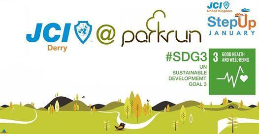JCI Derry does Park Run
