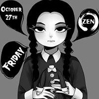 Halloween Party  Zen Club