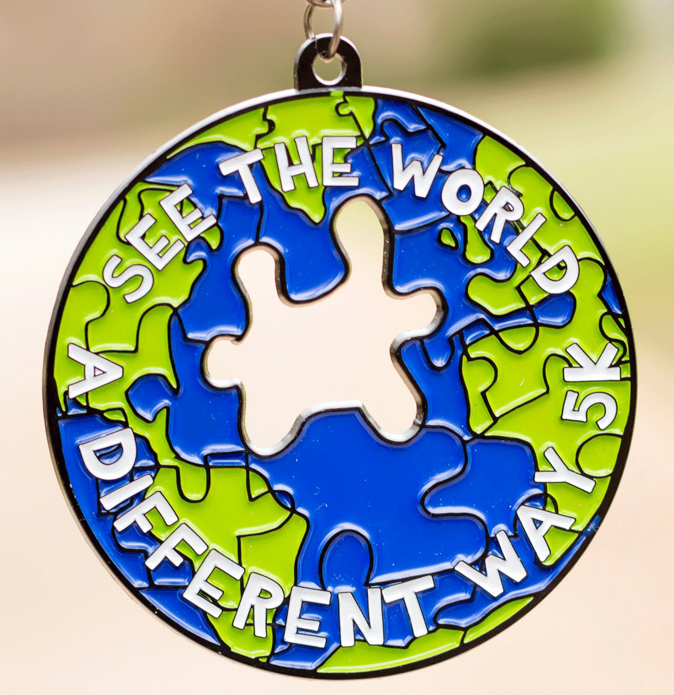 2018 See The World A Different Way 5K for Autism Awareness-Louisville