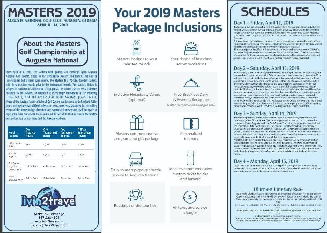 Livin2Travel Masters 2019