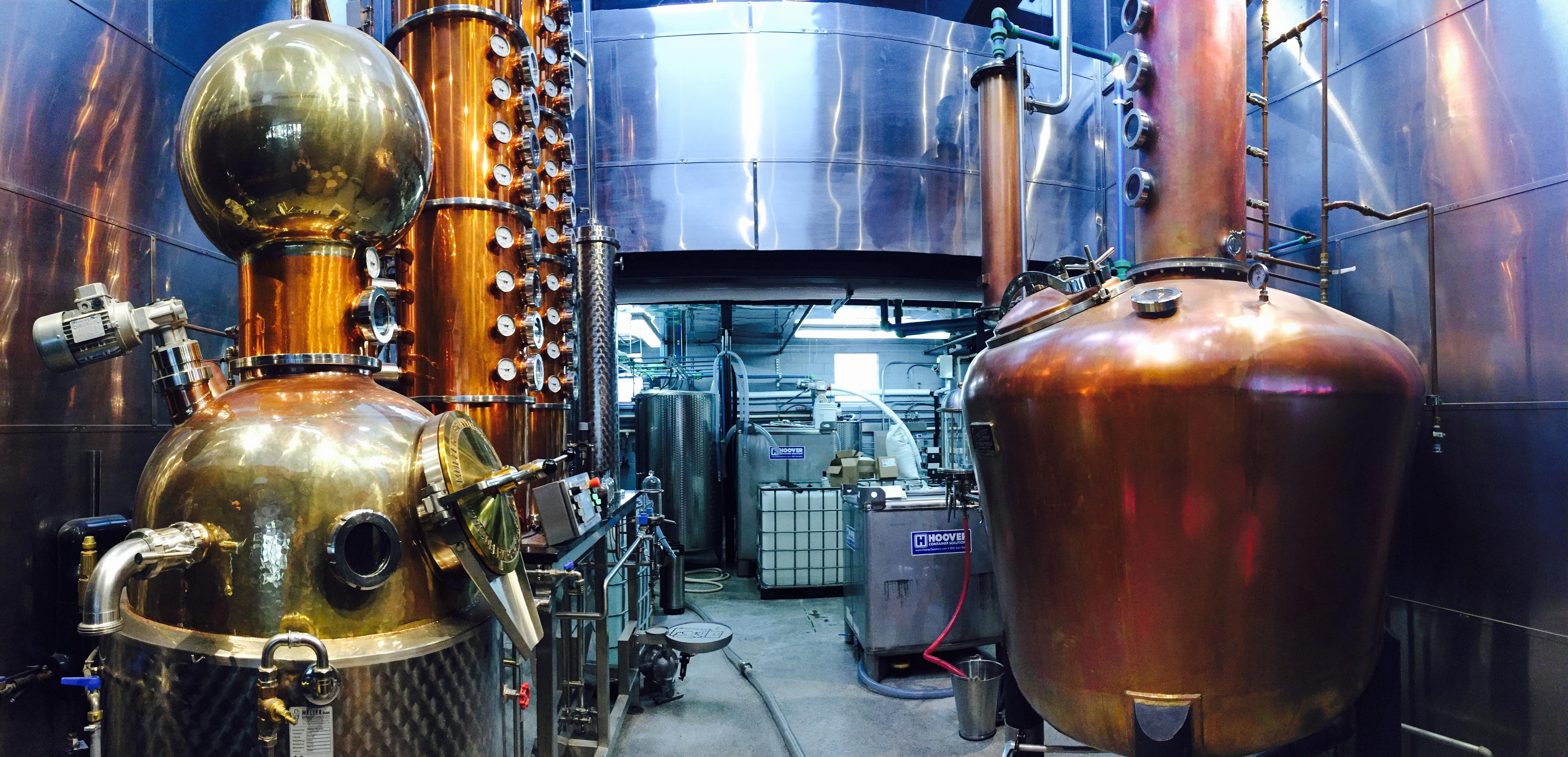 Distillery Tour at Long Road Distillers
