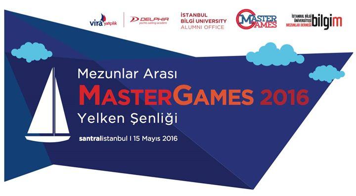MasterGames 2016 Yelken enlii