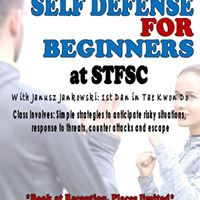 Self Defence for Beginners