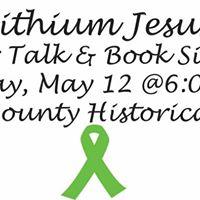 Lithium Jesus - Author Talk and Book Signing