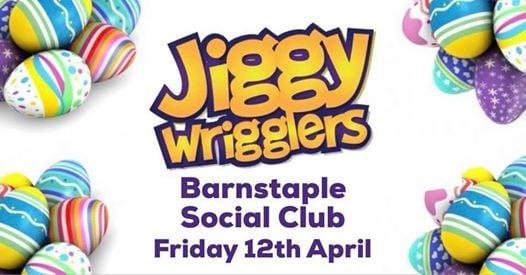 Jiggy Wrigglers Easter Party (Barnstaple)