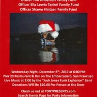 Dinos 2017 Special Operations Christmas Benefit Party