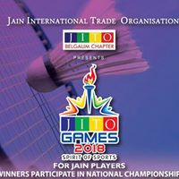 JITO GAMES 2018 includes badminton table tennis swimming and Chess