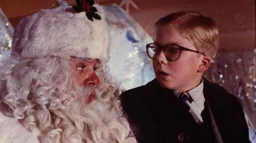 A Christmas Story Movie Party