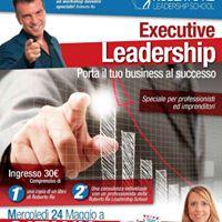 Executive Leadership-Speciale per professionisti ed imprenditori