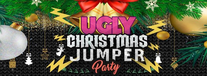 FAT LIP Ugly Christmas Jumper Party WIN 100