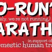 No-Run Marathon