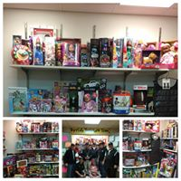 District 1 Umpires Annual Toy Drive