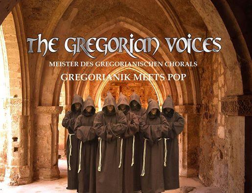THE GREGORIAN VOICES - Gregorianik meets Pop