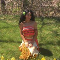 Meet Moana at Texas Roadhouse