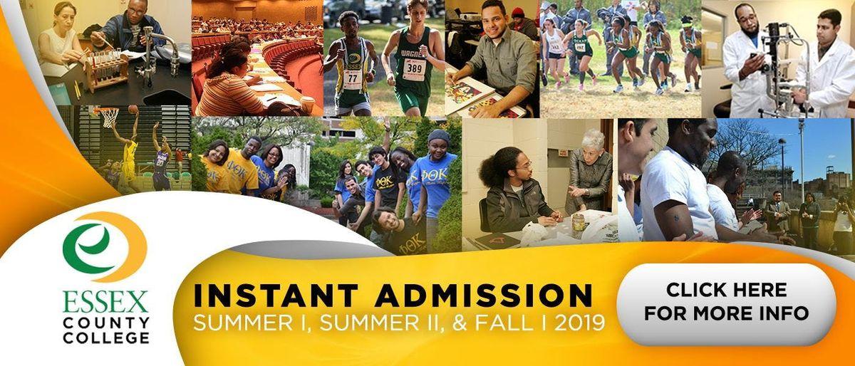 Instant Admissions - Main Campus