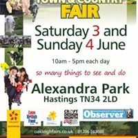 The Hastings Town &amp Country Fair