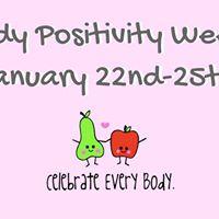 UCCSU Body Positivity Week