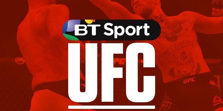 UFC FIGHT NIGHT  The Golden Horseshoe Sports Lounge