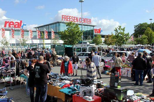 Flohmarkt Itzehoe 2021