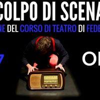 Presentazione del corso di teatro &quotColpo di scena&quot di F. Clerico